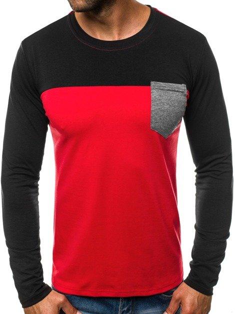 3cc327cf569c Pánske tričká s potlačou s dlhým rukávom - Ozonee.sk  3